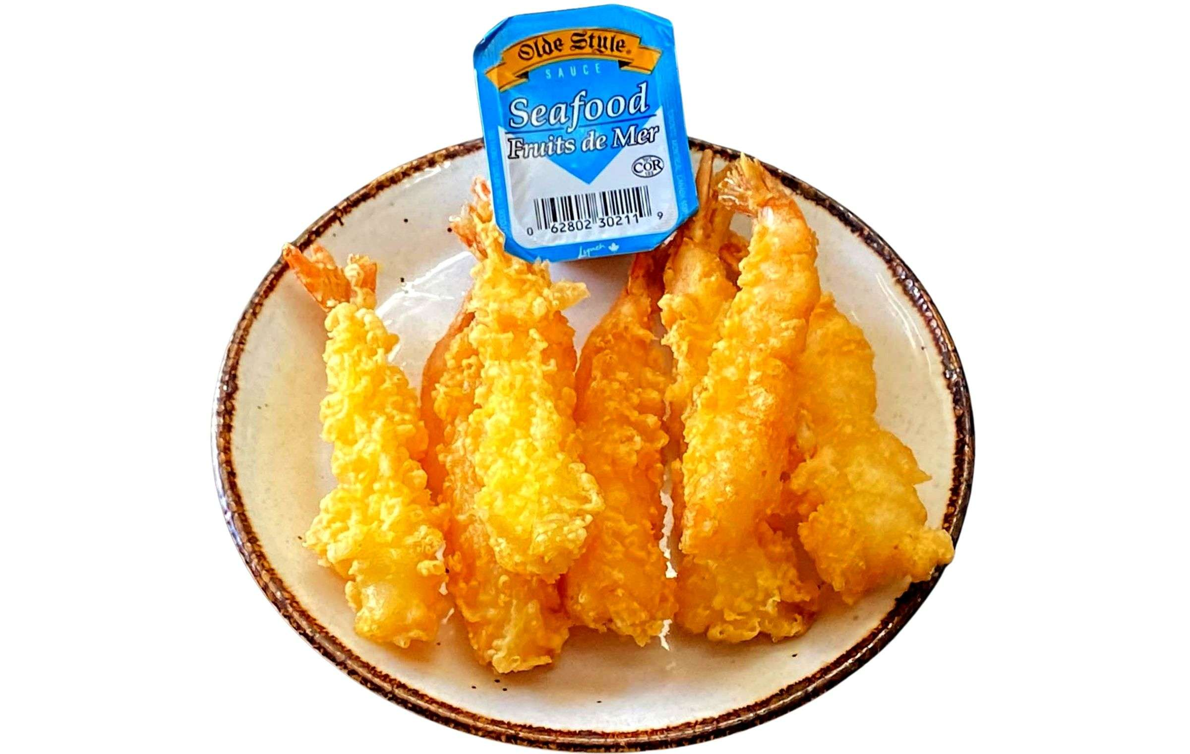 7 Battered Shrimp (A la Carte)